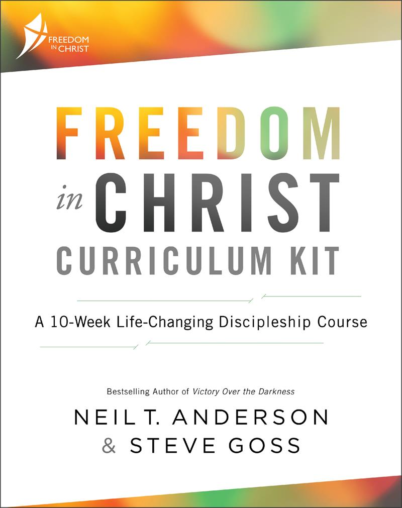 New Freedom In Christ Course Kit