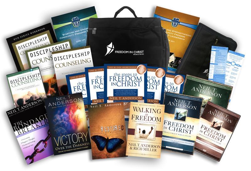 Community Freedom Ministry Starter Kit